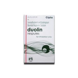 Duolin Respules Rotacaps