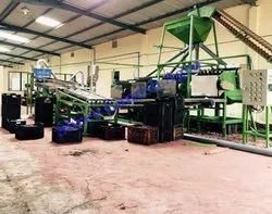 Automatic Cashew Shelling Line