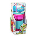 Snackeez 2 In 1 Travel Cup Snack Drink