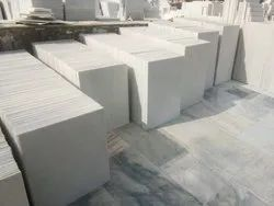Indian Marble Makrana White Super White Marble Tiles, Thickness: 16 mm