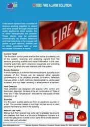 Color may vary Fully Automatic M'TEK Fire Alarm Solution