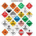 Hazardous Safety Sign
