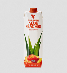 Forever Aloe Peaches, Pack Size: 1000ml