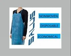 Disposable Non Woven Protective Plastic Cooking Medical PE Surgical Apron