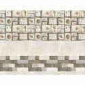Ceramic Tiles Stylish Bathroom Tiles, 8.5mm To 9mm