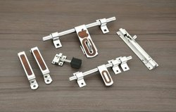 Antique White Metal Door Kit