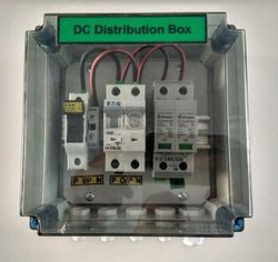 1 in 1 Out Solar DC Distribution Box