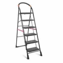 Six Steps Aluminum Ladder