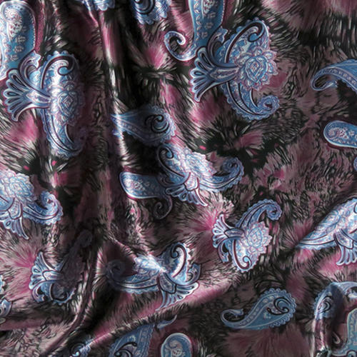 edc50afc45aa3 Printed Satin Fabric at Rs 48 /meter   New Shivpuri   Ludhiana   ID ...