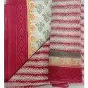 "Textile Tresor 35-36"" Ladies Printed Cotton Salwar Suit Material"