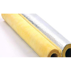Bonded Rock Wool Pipe Section