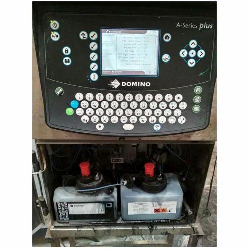 Domino Industrial Inkjet Printer