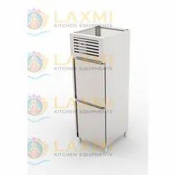 Laxmi Electricity SS Two Door Refrigerator, Double Door
