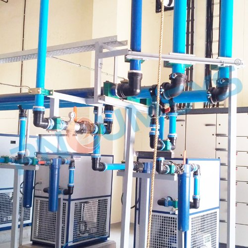 Compressed Air Piping >> Compressed Air Piping System Air Pipe Fittings Manufacturer From