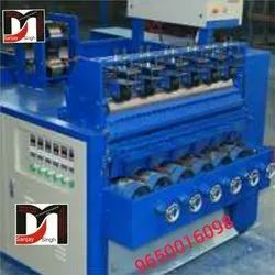 6 Ball Combined Scrubber Making Machine 6 Head