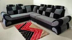 Blacky corner sofa