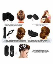 Hair Style Hair Bun Maker
