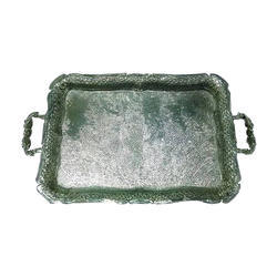 Serving Silver Tray