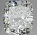 3.01 Ct Gia Certified Cushion Cut Natural Diamond D VVS2 EX VG VST