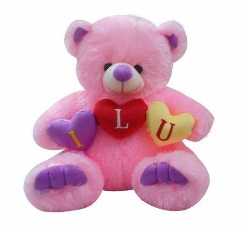 I love you teddy soft toy 2 naram khilauna saugat traders i love you teddy soft toy altavistaventures Images