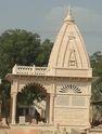 Stone Temple With Baramda