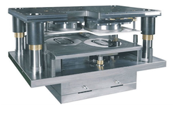 Double Cavity Mould