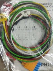 Philips 5 Lead M1971A Ecg Lead Set
