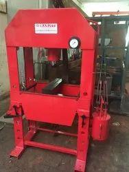 40 Ton Hand Operating Hydraulic Press