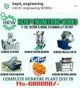 Kurkure Making Plant
