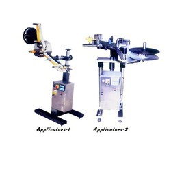 Automatic Label Applicator