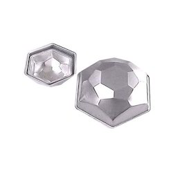 Cut Diamond Cake Pans