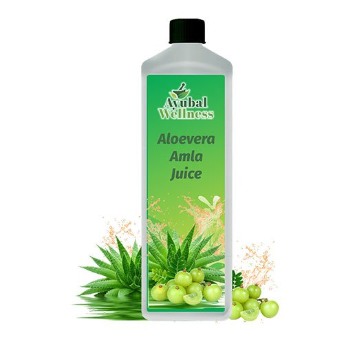 Aloevera Amla Juice ( Improves Metabolism, Immunity and Avoids All the Bacterial and Viral Ailments)