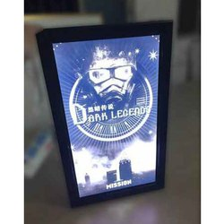LED Clip On Frame with LED