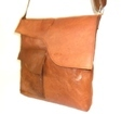 Genuine Leather Casual Sling Bag