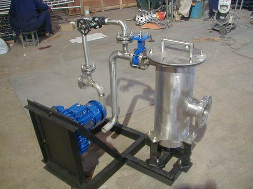Semi-Automatic Bio Gas Blower, For Industrial