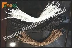 White Paper Rope with Tipping