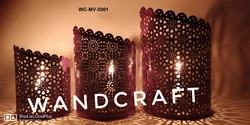 Iron Candle Votive Holders