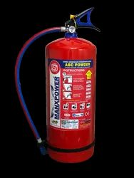Red Map 50 ABC Type Fire Extinguisher 9 kg