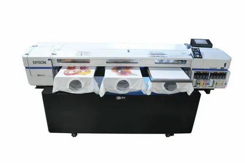 Epson Digital T Shirt Printing Machine