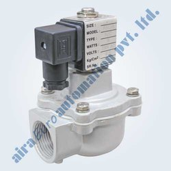 2/2 Way Angle Type Dust Collector Pulse Valve
