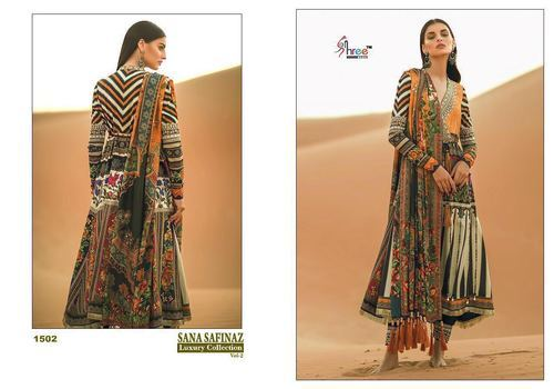 5f70b8f7fc Casual Wear All Sizes Shree Fab Sana Safinaz Luxury Collection Vol.2 ...