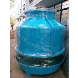 Induced Draft FRP Cooling Towers