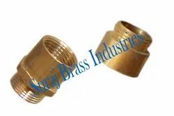Brass Pipe Reducer