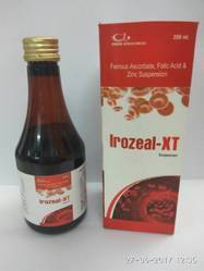 Ferrous Ascorabate Folic Acid & Zinc Suspension