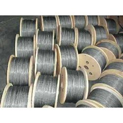 Silver Stainless Steel Wire Rope