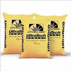 Opc-43 Grade Ultratech Cement