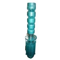 Vertical Open Well Water Cooled Submersible Pumpset