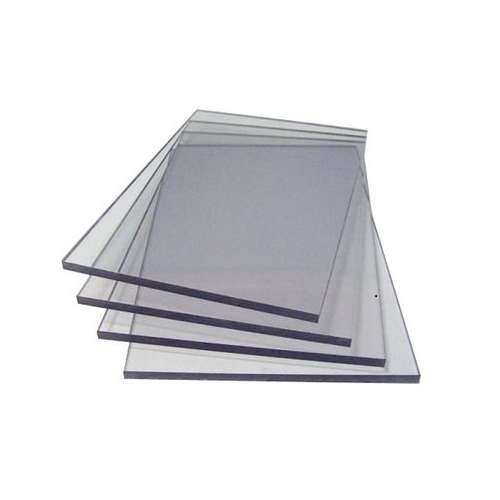 Uv Resists Polycarbonate Sheets Thickness 3 Mm Rs 75
