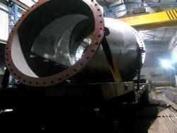 Hot Air Generator Fabrication
