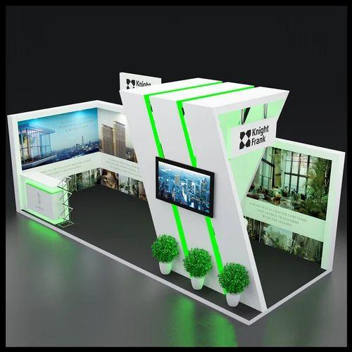 Exhibition Stall Arrangements : Custom built stalls exhibition stall design exporter from new delhi